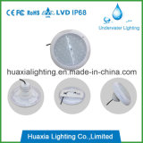 18W RGB 240mm Diameter LED Pool Light for Liner Pool