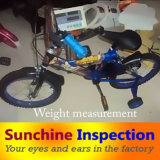 Children Bicycle Final Random Inspection / Kids Bicycle Quality Inspection Services