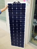 Bendable Sunpower Solar Panel 120W for Marine Use