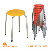Metal Plastic Chairs for Children Classroom Studying