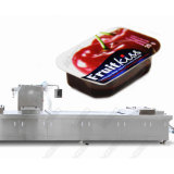 Automatic Thermoforming Vacuum Packaging Machine for Jam (DZL)