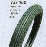 Qingdao Professional Factory Supply High Quality Motorcycle Tires (2.25-14)