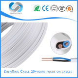 Flat Cable PVC Cable, Building Wire Twin and Earth Cable Connecting Wire, Flexible Copper Cable Electrical Wire and Cable Prices 2192y Electric Wire