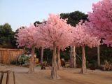 Artificial Flowers Artificial Tree Artificial Cherry Tree Peach Tree Wedding Supplies Garden Decoration