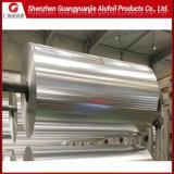 Aluminium/Aluminum Foil Purpose for Flexible Food Packaging 8011/8079/1235-O 6.5/9 Microns Alufoil