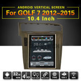 10.4 Inch Android 6.0 Car Multimedia Player for VW Golf 7 with WiFi/AC Control/Bt