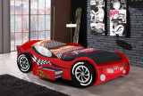 Cheap Wooden Full Adult Sized Race Car Bed, Kids Style Car Children Beds for Kids (Item No#CB-1152 Red)