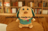 Stuffed Cute Boy and Girl Dog Plush Dog Toys