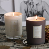 SGS, MSDS, Smeta, BSCI Customized Cotton Wick Home Decoration Scented Candle