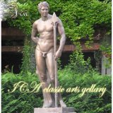 Hot Sale Lifesize Bronze Nude Man in High Quality