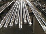 SAE4140 SAE4340 Steel Shaft Roller for Rubber Mill Die Forging