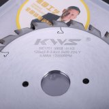 PCD Adjustable Scoring Saw Blade with Chrome Plating for Coated Wood-Based Panels
