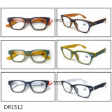 The Latest Plastic Reading Glasses with Multi-Color Optional