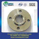 Stainless Steel Flange Fitting/Ceramic Insulator Fitting