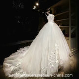 White Lace Wedding Dress Real Photos Tulle Bridal Ball Gown Bz1064