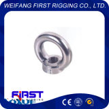 Electric Galvanizing Stainless Steel Eye Nut