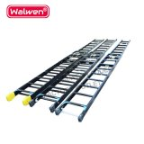Hydraulic Folding Attic Telescopic Fire Escape Rope Aluminum Stair Ladders Prices