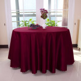 Wedding Party Restaurant Banquet Satin Tablecloth Table Cover Polyester Table Cloth