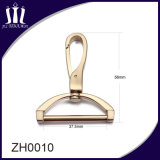 Zinc Alloy Material Gold Color Strong Snap Hook