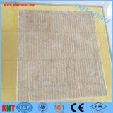 High Density Rock Wool External Wall Insulation Board Waterproof Firepoof