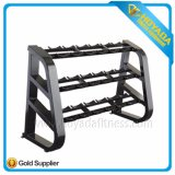 Hyd 1046 Dumbbell Beauty Rack Indoor Commercial Body Building Fitness Gym Sports Equipment