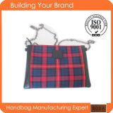 New Design Wholesale Ripstop Fabric Fashion Clutch Bag (BDM132)