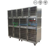 Ysvet0510 Medical Animal Cage Best Selling Veterinary Cage Stainless Steel Dog Cage