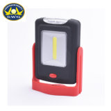 Magnetic Base S Hook 360 Angle Rotated 3LED COB Worklight