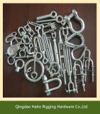 Stainless Steel/Galvanized Rigging Hardware From Qingdao Haito
