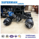 32t China Bolt in Bogie Suspension Semi Trailer Axle