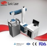 Goodlooking Easy Tearing Line CO2 Laser Marking Machine
