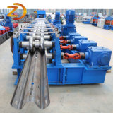 W Beam Highway Guardrail Cold Roll Forming Machine