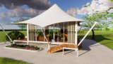 Luxury Tent for Tourism, Industry, Boutique, Lodges, Romantic Resort with Customized Design
