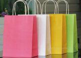 Custom Logo Printed Gift Paper Bag for Shopping Festival