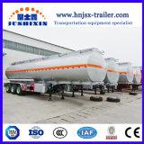 3 Axle Wabco Brake System 42000L Fuel Tank Trailer Oil Tanker Semi Trailer
