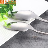 High Quality Hotel Household Goods 18 / 10 Stainless Steel Metal Spore Camping Tableware