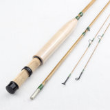 8FT2in 2wt Handmade Split Tonkin Bamboo Fly Rod