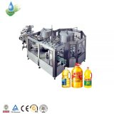 """Bean Oil Bottle Filling Machine / Line Price Cost/""""Cooking Oil Filling Capping and Labeling Machine/""""Hot Sale Cooking Oil Bottling Filling Line with Ce"""