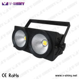 Hand Hold 200W COB LED DJ Blinder Stage Light