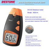Wood Moisture Meter, 4 Pin Wood Moisture Meter Moisture Content Meter for Wood Digital Moisture Gauge (MD914)