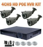 Best Security DVR System 4CH 2.0MP HD Poe NVR Kits Smart Home Security IP Camera System