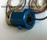 Perfect Pneumatic Slip Ring Manufacturer, Hybrid with Electrical or Hydraulic Available
