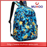 Outdoor Camou Hiking Travel Laptop School Sports Backpacks