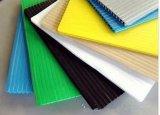 2-8mm Custom Corflute PP Hollow Sheet Board/Corrugated Plastic Sheet