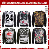 China Cheap Wholesale Crewneck 3D Printed Sweatshirt OEM (ELTSTJ-780)