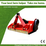 Flail Mower with Double Blades Mounted on Tractor