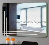 China Original Factory Silver or Aluminium Frameless Mirror for Makeup/Bathroom with SGS Certificate