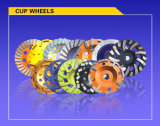 Diamond Turbo Cup Wheel, Diamond Cup Wheel,