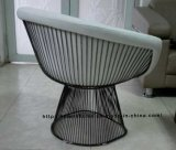 Metal Leisure Restaurant Replica Outdoor Furniture Wire Dining Chair