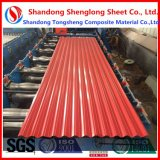 Color Coated Galvanized Iron Corrugated Sheet